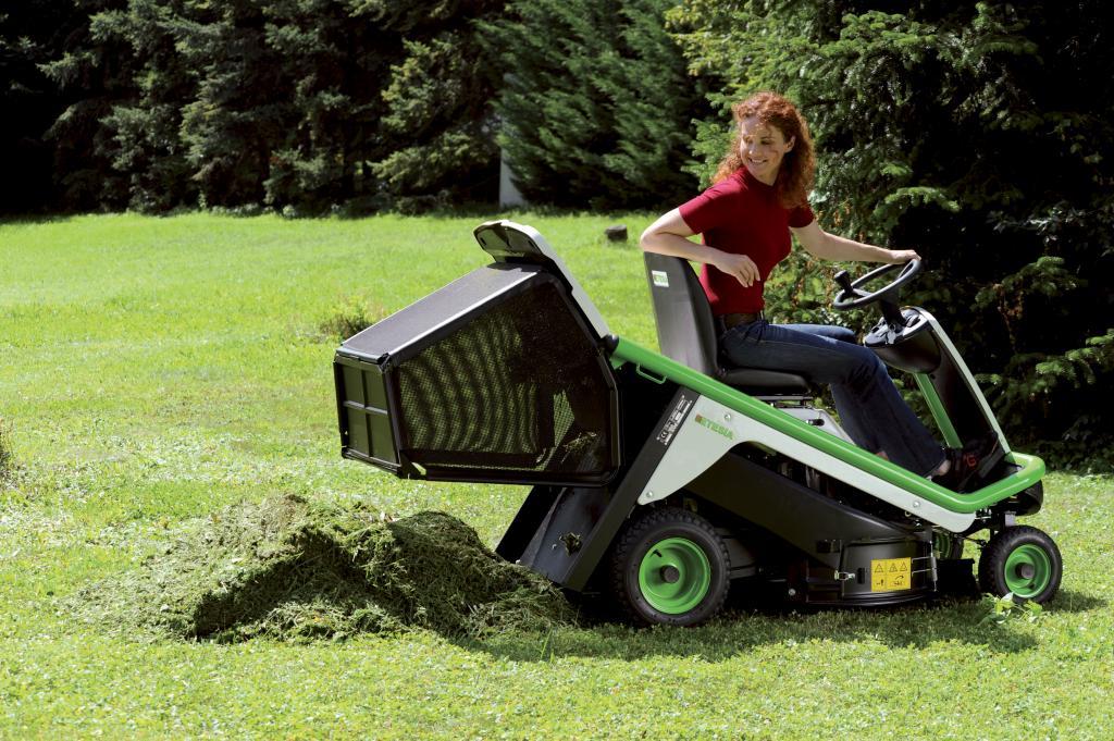 Bahia 2 Mhhe 2 Aufsitzmäher Garten Traktoren Etesia