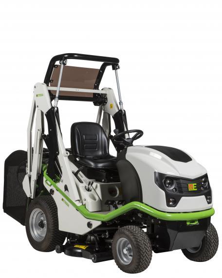 Aufsitzmäher, Garten Traktoren Buffalo 100: die neue Kraft!