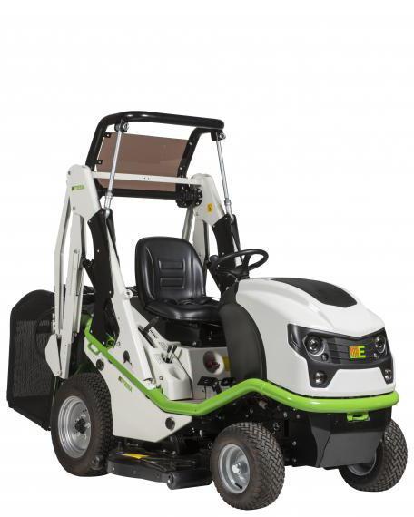 Aufsitzmäher, Garten Traktoren Buffalo 124: die neue Kraft!