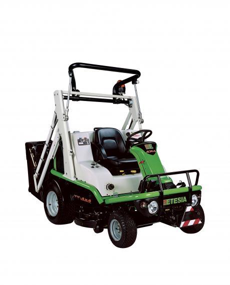 Aufsitzmäher, Garten Traktoren Eine Klasse für sich