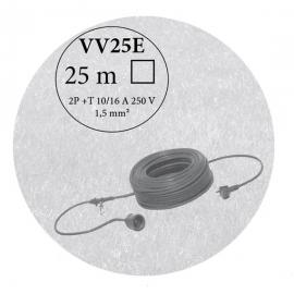 Kabel 25 Meter lang - Ref.VV25E