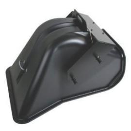 Erweiteter Deflektor aus ABS < 114723 - Ref.MD100