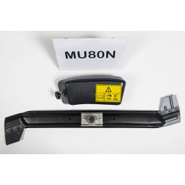 Mulch Kit komplett (= MZ80M + Mulchkeil) - Ref.MU80N