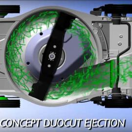 concept duocut ejection